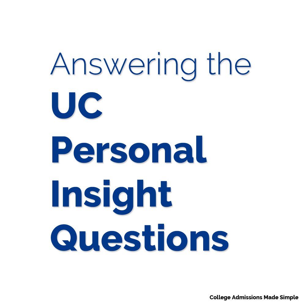 Tips For Uc Personal Insight Questions Ebook Database