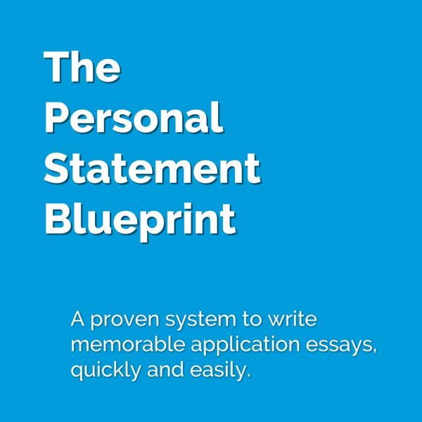 A proven system to write memorable college application essays.