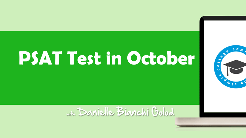 Common questions about the October PSAT test.